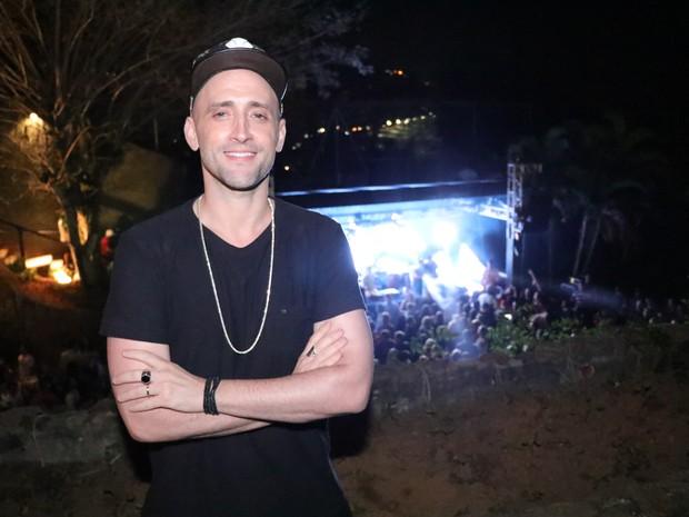 Paulo Gustavo em festa na Zona Sul do Rio (Foto: Fred Pontes/ Divulgação)