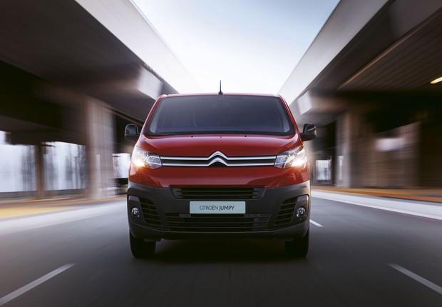 Novo Citroën JUMPY: saiba como cuidar do seu VUL (Foto: Reprodução)