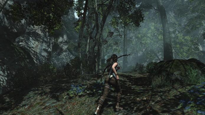 Tomb Raider é uma das estrelas do programa (Foto: Reprodução//Square Enix)