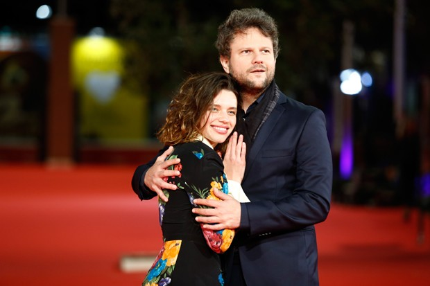 Bruna Linzmeyer e Selton Mello (Foto: Getty Images)