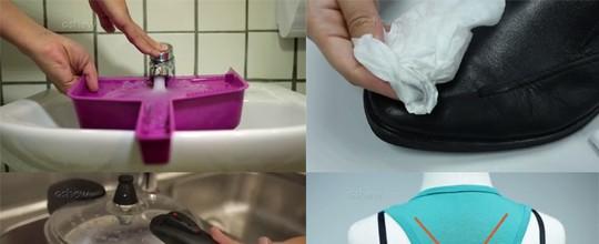 Clipes de papel e acetona: aprenda novas formas de utilizar objetos do dia a dia