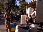 PM recupera em BH carga de eletrodomésticos roubados