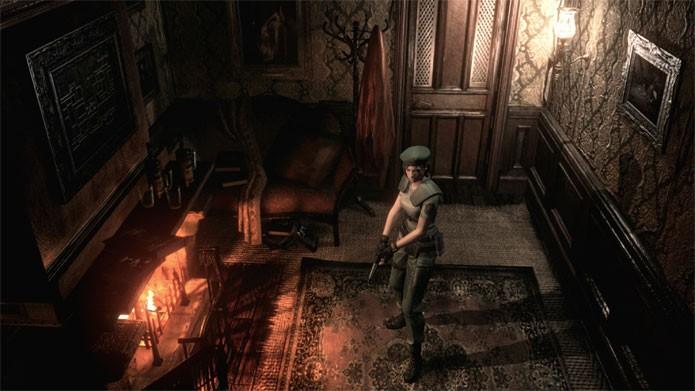 Resident Evil HD Remaster  mais barato na Nuuvem (Foto: Divulgação)