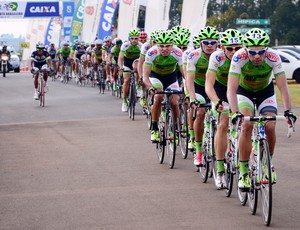 Equipe de ciclismo São José dos Campos-SP (Foto: Luis Claudio Antunes/PortalR3)