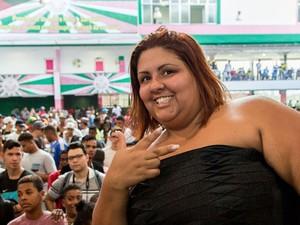 Erica Nunes, criadora da Batalha dos Barbeiros (Foto: Batalha de Barbeiros/ Divulgação)