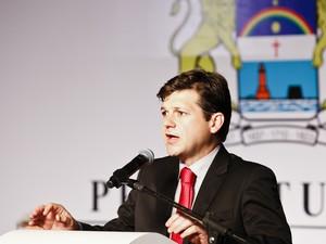 Geraldo Julio (Foto: Andréa Rêgo Barros/Prefeitura do Recife)