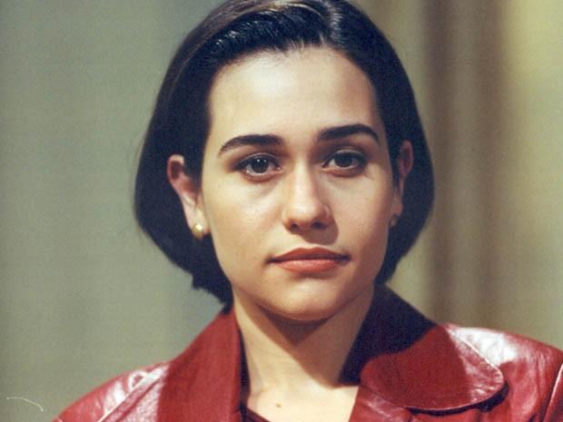 Paula (Alessandra Negrini) sofrerá nas mãos de Nice (Glória Pires) (Foto: CEDOC/TV Globo)