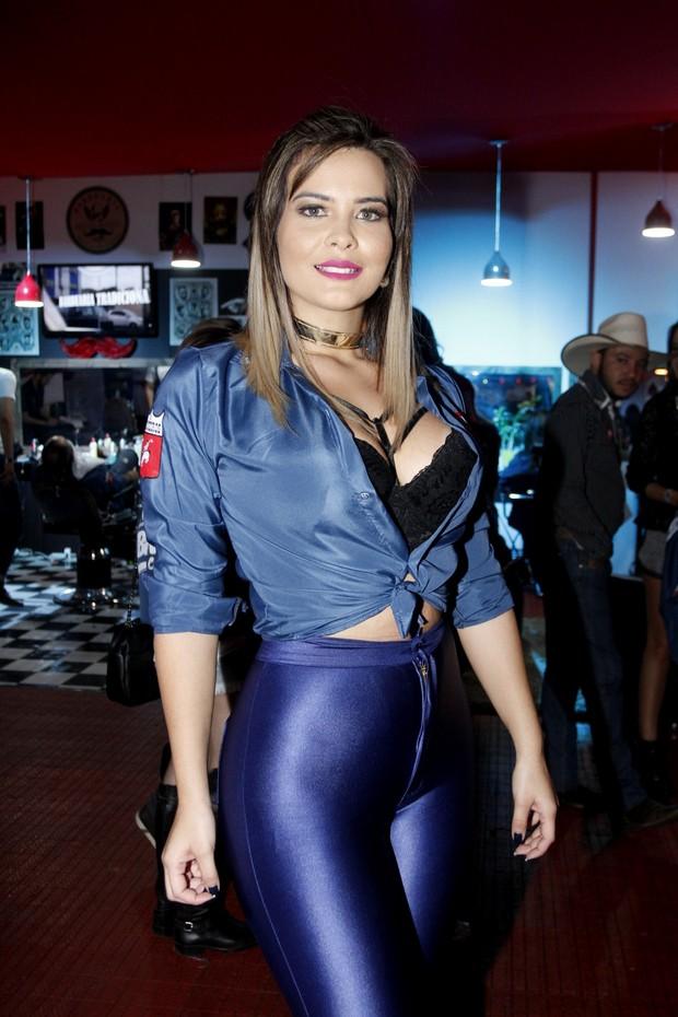 Geisy Arruda (Foto: Paduardo/ Phábrica de Imagens)