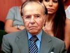 Ex-presidente Menem precisará depor sobre caso Amia na Argentina