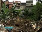 Avó protege neta e morre em deslizamento de terra em Itapecerica