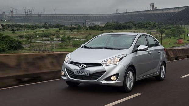 Hyundai HB20S (Foto: Hyundai)