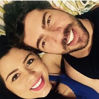 Rebeka Francys e Neimar Bridi (Foto: Reprodução/Instagram)