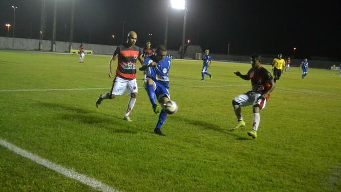 macapá; trem; futebol; amapazão (Foto: Rosivaldo Nascimento/Arquivo Pessoal)