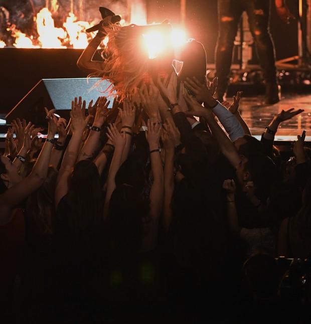 Lady Gaga (Foto: VALERIE MACON / AFP)