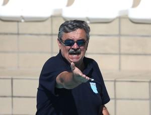 O croata Ratko Rudic é o treinador da seleção brasileira de polo aquático (Foto: Satiro Sodré/SSPress/CBDA)