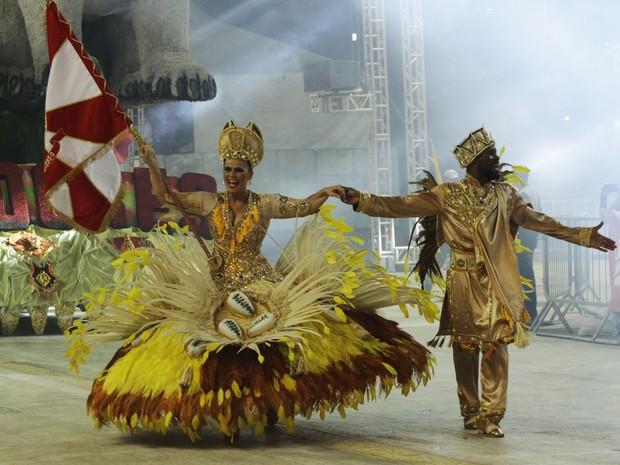 Carnaval de Porto Alegre reuniu cerca de 18 mil pessoas no sambódromo (Foto: Brayan Martins/PMPA)