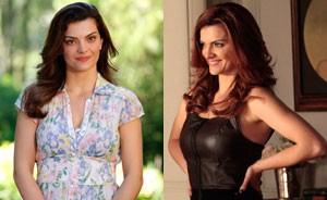 Antes e depois: Veja o que mudou no estilo dos personagens durante a novela (Amor Eterno Amor/TV Globo)