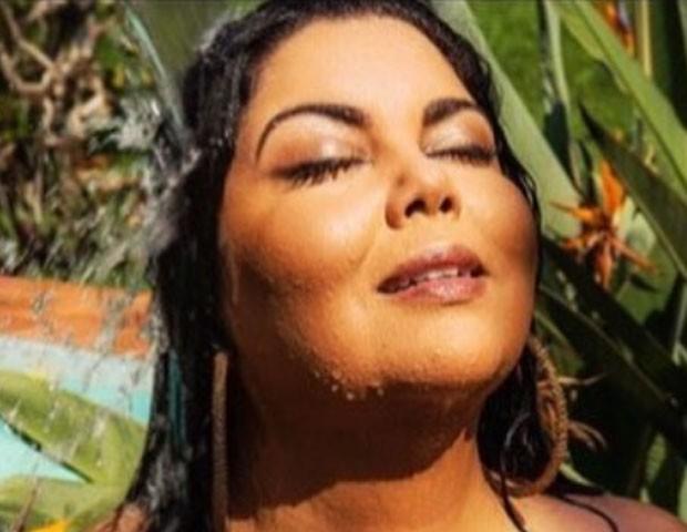 Fabiana Karla (Foto: Reprodução)