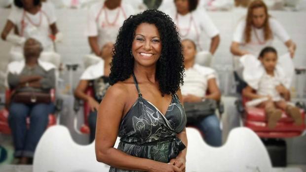Heloísa Helena Assis, a Zica, fundadora do Instituto Beleza Natural (Foto: Divulgação/Beleza Natural)