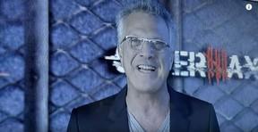 Pedro Bial é o apresentador do reality show em Supermax (Foto: Reprodução/Globo)