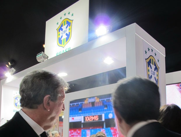 Roy Hodgson - soccerex - boleirama (Foto: Cíntia Barlem / Globoesporte.com)