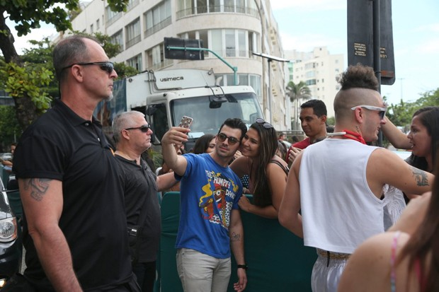 Joe Jonas  (Foto: André Freitas e Gabriel Reis/AgNews)