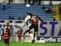 Goleiro do Atlético-GO lamenta gol no fim e outra vitória que escapa ao time
