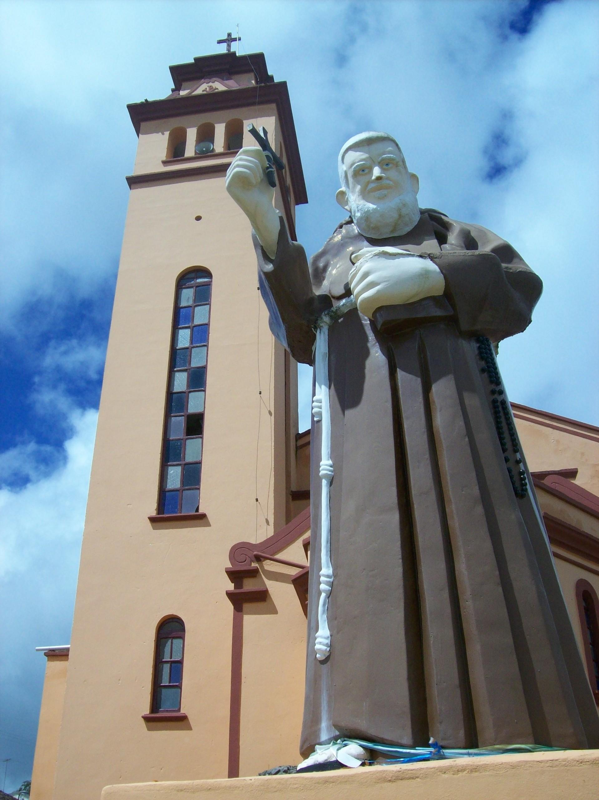 Serão quatro dias de festa em homenagem ao padroeiro da cidade (Foto: Divulgação/Josinaldo Amaury Ascom São Joaquim do Monte)