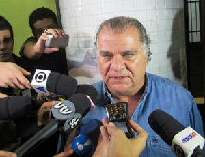 Odilio Rodrigues vice presidente Santos (Foto: Marcelo Hazan)
