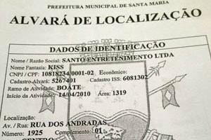 Prefeitura entregou documentos à policia (Foto: Iara Lemos/G1)