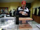 Colégios eleitorais abrem para eleições gerais na Espanha