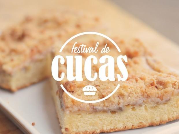 Festival de Cucas foi lançado nesta terça (Foto: RBS TV/Divulgação)