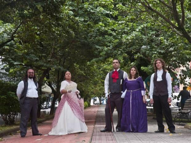 Primeira saída fotográfica organizada pela Sociedade Histórica Destherrense foi realizada há 4 anos! (Foto: Sociedade Histórica Destherrense/Divulgação)