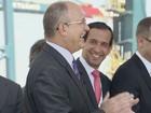 Ministro dos Portos visita Santos para discutir o escoamento da safra