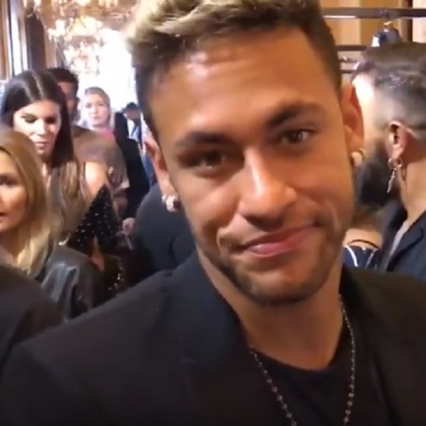 Neymar (Foto: Reprodução/ Youtube)