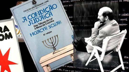 RBS TV exibe programete em homenagem aos 80 anos do escritor Moacyr Scliar; assista