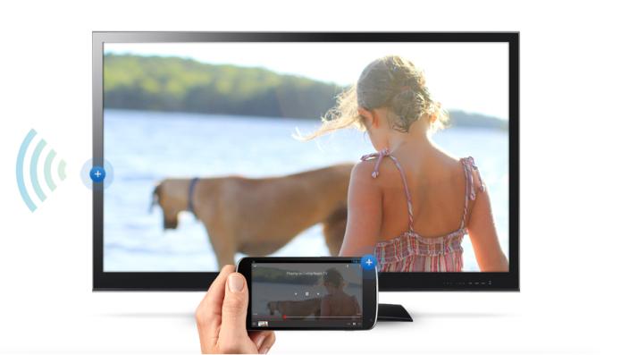 Usar o Chromecast é muito fácil e simples (Foto: Divulgação) (Foto: Usar o Chromecast é muito fácil e simples (Foto: Divulgação))
