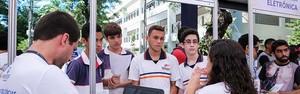 Feira de Profissões apresenta Unifor a alunos de Ensino Médio