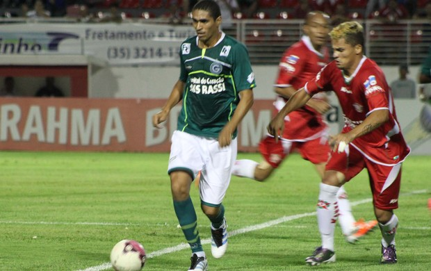 Boa Esporte x Goiás (Foto: Pakito Varginha / Futura Press)