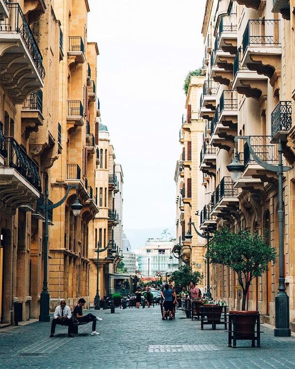 Beirute (Foto: Instagram/Reprodução)
