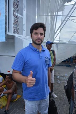 Márcio Pedreira, marido de Claudia Leitte (Foto: Júnior Improta/Ag Haack)