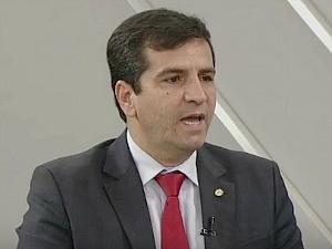 Deputado federal Givaldo Vieira é pré-candidato no Espírito Santo (Foto: Reprodução/TV Gazeta)