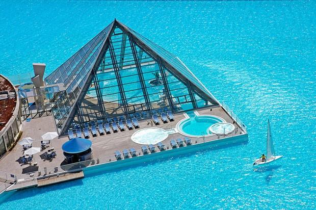 hotel_piscina_chile_01 (Foto: divulgação)