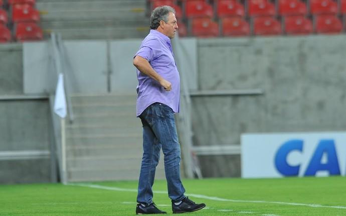 Sport x Internacional Abel Braga (Foto: Aldo Carneiro/Pernambuco Press)