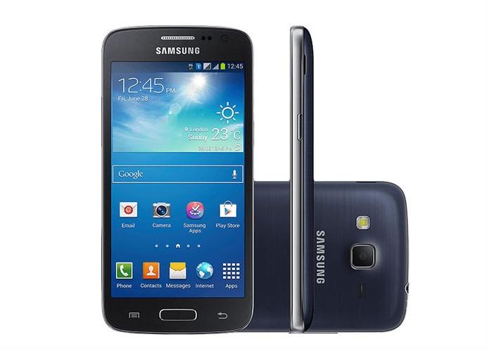 Smartphone Samsung Galaxy S3 Slim G3812 traz processador Quad Core e memória interna mais robusta, de 8 GB para atrair usuários. Foto: Reprodução (Foto: Smartphone Samsung Galaxy S3 Slim G3812 traz processador Quad Core e memória interna mais robusta, de 8 GB para atrair usuários. Foto: Reprodução)