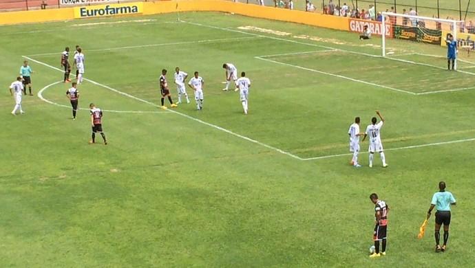 Primavera x ABC Copa São Paulo de Júnior (Foto: Murilo Borges)