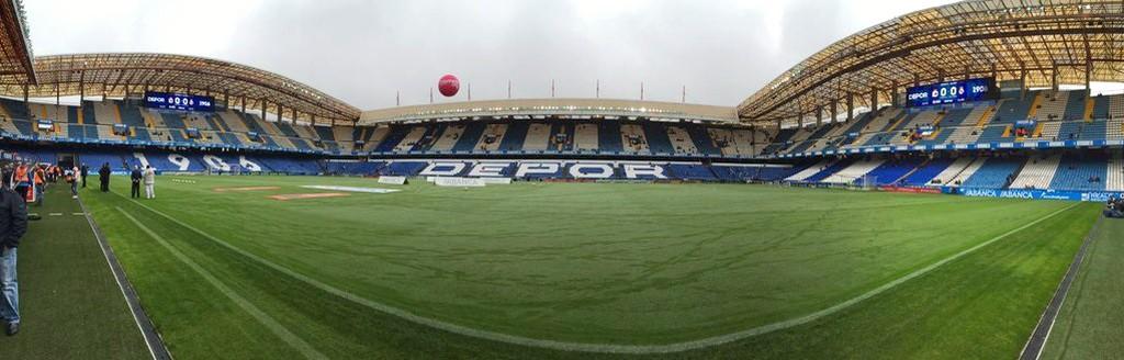 Resultado de imagem para La Coruña x Real Madrid Riazor