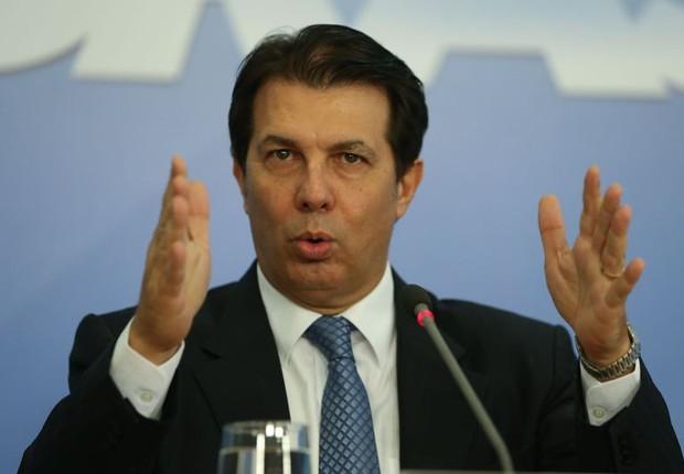 O relator da reforma da Previdência, deputado Arthur Maia (PPS-BA) (Foto: José Cruz/Agência Brasil)