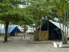 Chalés e campings são opções mais baratas de hospedagem no litoral
