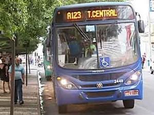 Nova tarifa de transporte coletivo entra em vigor em Uberlândia, MG (Foto: Reprodução / TV Integração)